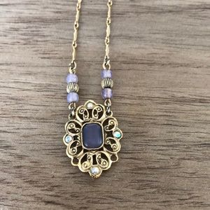 1928 Downtown Abbey inspired necklace